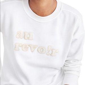 Madewell Au Revoir Sweatshirt